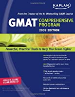 Kaplan GMAT 2009 Comprehensive Program