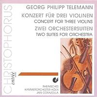 Concert for 3 Violins