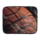 コンバース メンズ バスケットボール パソコン コンピューター用スリーブ タブレットケース ノートブック ノートパソコン ウルトラブック 黒い後ろ 耐水性 15 Inch