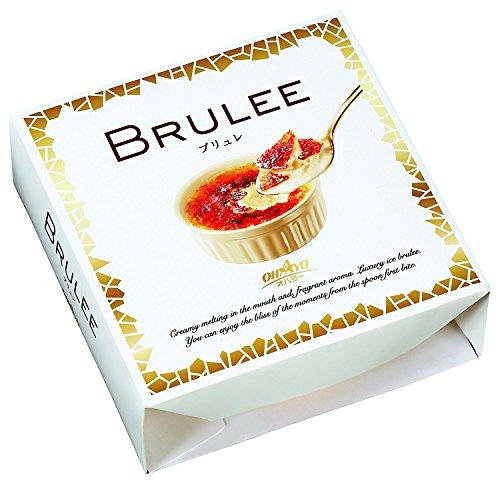 [冷凍] オハヨー乳業 BRULEE(ブリュレ)X6個