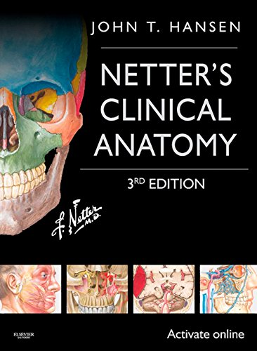 Netter Anatomia Clinica With Online Access Netter Basic Science
