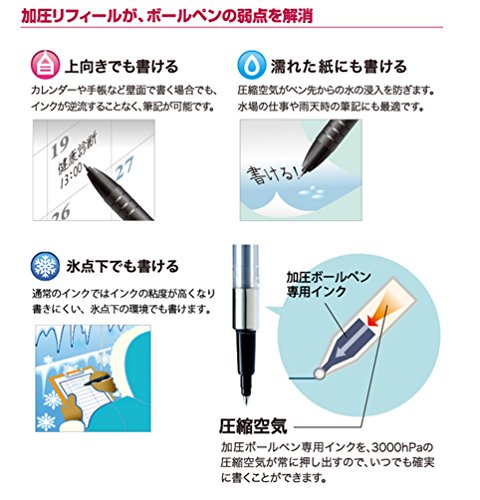 三菱鉛筆『パワータンクスタンダード』