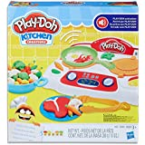 Play Doh - Kitchen Creations - Sizzlin' Stovetop inc 5 Tubs & Accessories