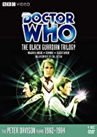Doctor Who: The Black Guardian Trilogy [DVD] [Import]