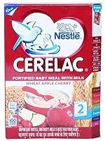 Nestle Cerelac Wheat Apple Cherry (Stage 2) 300g by Nestl?