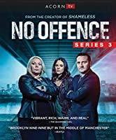 No Offence: Series 3 [Blu-ray]