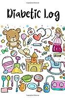 Diabetic Log Book: For Kids: Gift for Diabetics