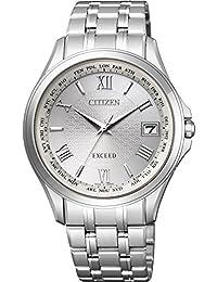 [シチズン]CITIZEN 腕時計 EXCEED エクシード エコ・ドライブ電波時計 ペアモデル CB1080-52A メンズ