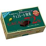 明治 チョコレート効果 カカオ 72%BO 75g