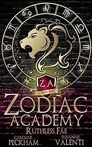 Zodiac Academy 2: Ruthless Fae