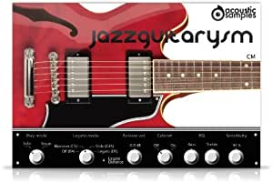 JazzGuitarysM -ギター音源-