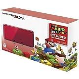 「【並行輸入品】Nintendo 3DS Holiday Bundle - Flame Red with Super Mario 3D Land Pre-Installed」の画像