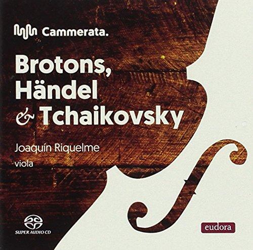Brotons Handel & Tchaikovsky