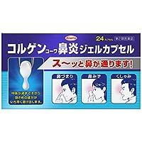 【第2類医薬品】コルゲンコーワ鼻炎ジェルカプセル 24カプセル