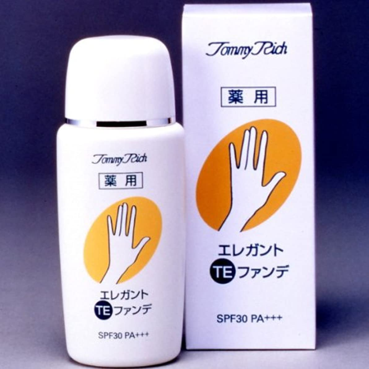 シェアルート政治的手や腕のシミや老班をカバーして、白く清潔で美しい手になる!!『薬用エレガントTEファンデ 』