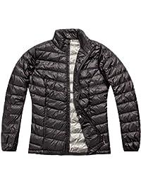 ライトダウン レディース ダウンジャケット 体熱反射 暖かい 軽量 防風 防寒 ウルトラライト ダウンコート 収納袋付き