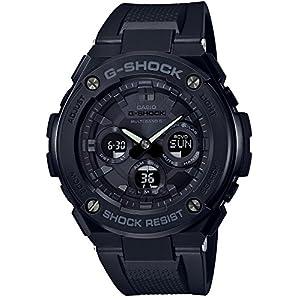 [カシオ]CASIO 腕時計 G-SHOCK ジーショック G-STEEL 電波ソーラー GST-W300G-1A1JF メンズ