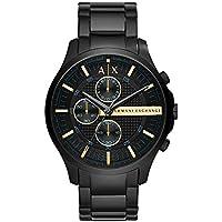 ARMANI EXCHANGE Men's AX2164 Chronograph Quartz Black Watch