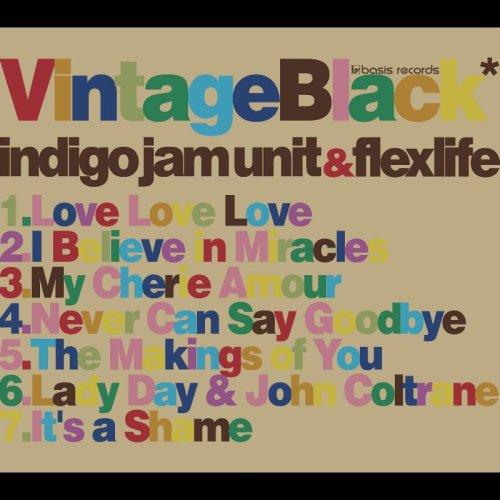 """Vintage Black"
