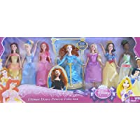 Disney ULTIMATE PRINCESS COLLECTION Set of 7 DOLLS w