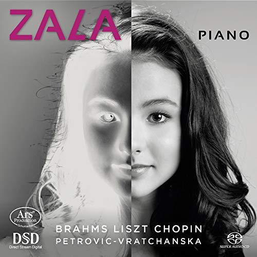 Brahms/Liszt/Chopin: Zala