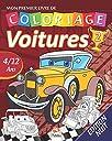 Mon premier livre de coloriage - Voitures 2 – Edition nuit: Livre de Coloriage Pour les Enfants de 4 à 12 Ans - 27 Dessins - Volume 1 (Voiturecolor -nuit)