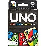Mattel UNO 50th Anniversary Edition