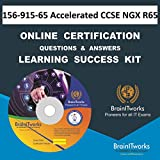 156-915-65 Accelerated CCSE NGX R65 Online Certification Learning Made Easy