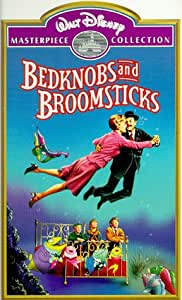 Bedknobs and Broomsticks [VHS] [Import]