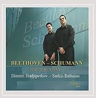 Beethoven & Schumann Violin Sonatas