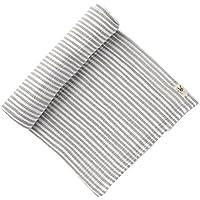 Pehr Designs petit pehr Stripe Swaddle - Grey by Pehr Designs