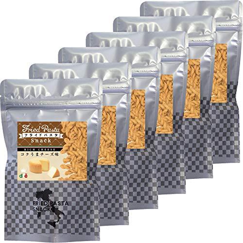 dfe フライドパスタスナック チーズ味 50g×6個