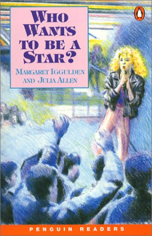 *WHO WANTS TO BE A STAR?         PGRN ES (Penguin Readers (Graded Readers))の詳細を見る