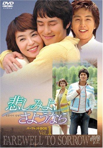 悲しみよ、さようなら パーフェクトBOX Vol.1 [DVD]  JVDK1011