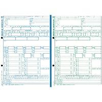 日本法令 給与支払報告書 (30年分 源泉徴収票) A4判カット紙 地方MC-3