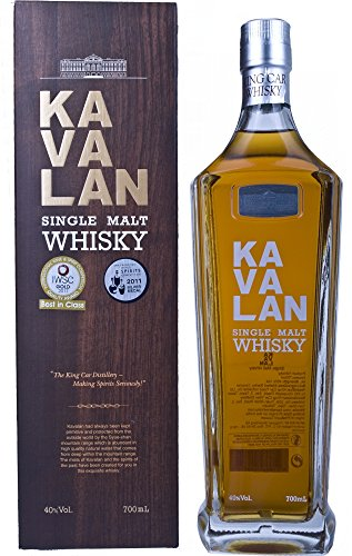 カバラン クラシック シングルモルトウイスキー 40度 [ ウイスキー 台湾(台湾省/中華民国) 700ml ] [ギフト...