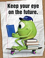 Eureka Monsters U. Eye on The Future 17x22 Posters (837038) by Eureka