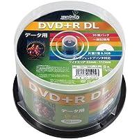 HI-DISC データ用DVD+R HDD+R85HP50 (DL/8倍速/50枚 )