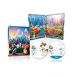 【Amazon.co.jp限定】ペット スチール・ブック仕様ブルーレイ+DVDセット [Blu-ray]