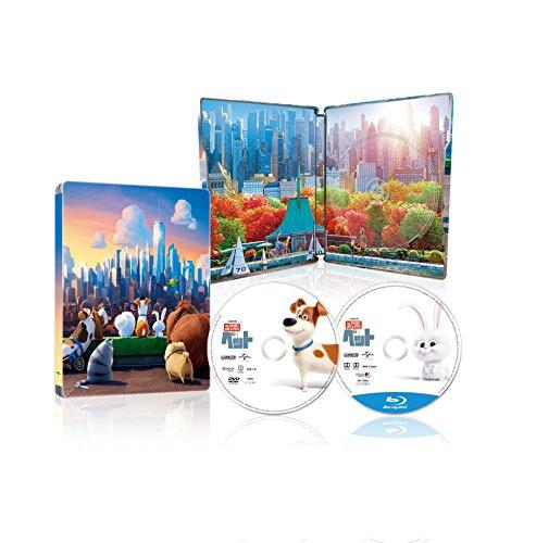 【Amazon.co.jp限定】ペット スチール・ブック仕様ブルーレイ+DVDセット [Blu-ray]の詳細を見る