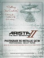Arista IIメタルGL 11x 17/ 25インチ–10.4ML 11 x 17/25 Inches