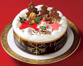 クリスマスケーキ「卵・牛乳アレルギー対応ケーキ」