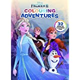 Frozen 2: Colouring Adventures (Disney)