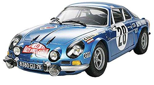 タミヤ 1/24 スポーツカーシリーズ No.278 アルピーヌ ルノー A...