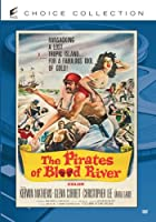 The Pirates of Blood River [DVD] [Import]