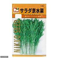 【種子】サラダ京水菜 [1129]