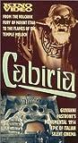 Cabiria [VHS] [Import]