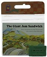 Giant Jam Sandwich Book & Cassette