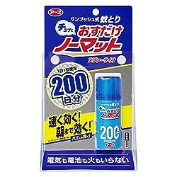 アース製薬 おすだけノーマット スプレータイプ 200日分 41.7mL