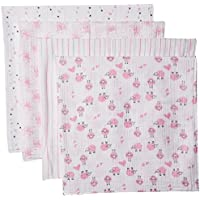 Classic Muslin Swaddle 4pk - Little Lamb by aden + anais [並行輸入品]